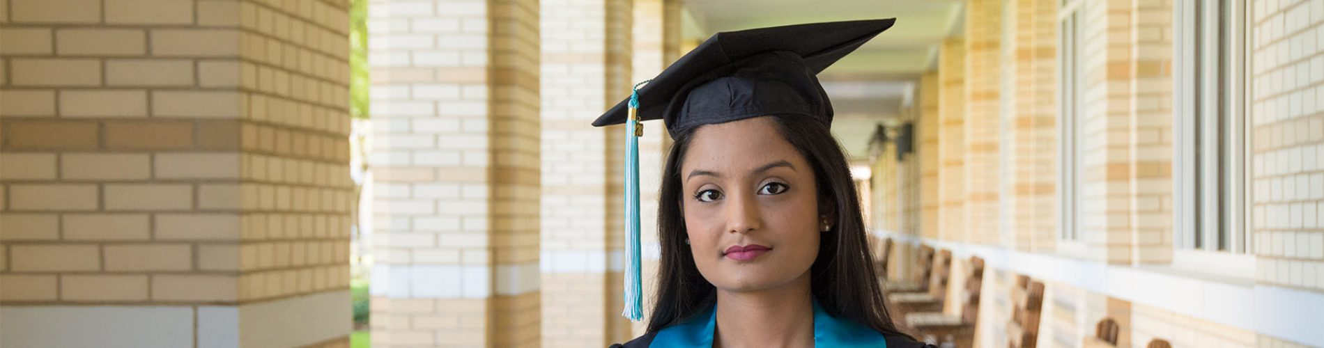 A photo of a Wor-Wic Community College Graduate