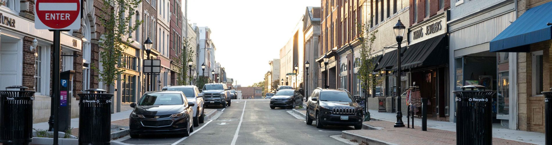 A photo of Downtown City of Salisbury