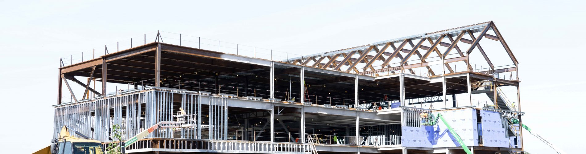 UMES Pharmacy and Health Professions Building Progress