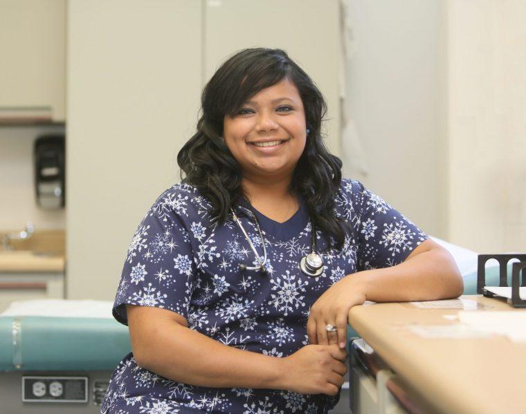 Conversation with Female Nurse
