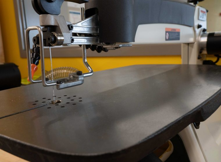 A precision machining tool
